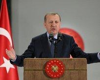 Erdoğan: Gazetecilikle bağdaşmaz