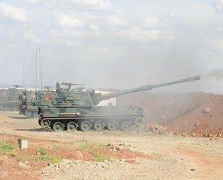 YPGli kalleşlere misliyle yanıt