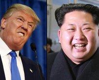 ABD, Kore'yi tehdit etti: Atışa hazır ve hedefe kilitli!