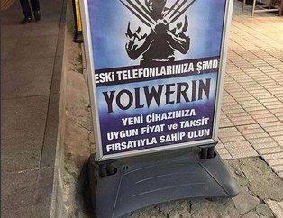 Türkiye'de birbirinden komik ilanlar