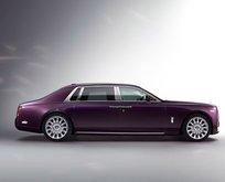Rolls-Royce yeni Phantom VIII modelini tanıttı