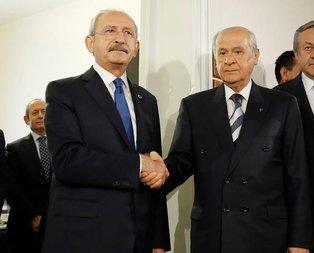 Kılıçdaroğlu Bahçeliden randevu istedi