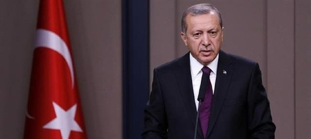 Cumhurbaşkanı Erdoğan Bige Kralı andı