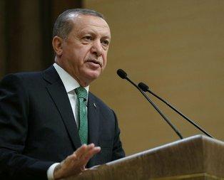 Erdoğan: Bunlar vatansever değil