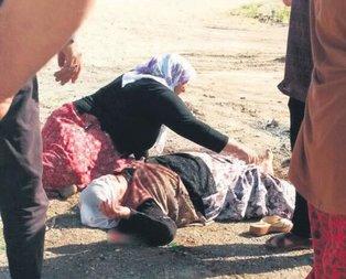 Kadına şiddet!
