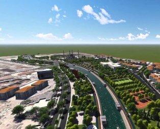 Kanal İstanbula kardeş geliyor