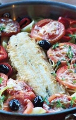 Penneli Dil Balığı Tarifi