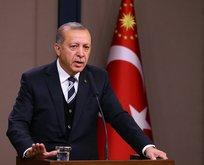 Erdoğandan MYK ve kabine açıklaması