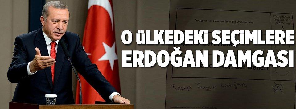 Avusturya'daki seçimlere Erdoğan damgası