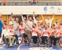 Milli Takımımız Avrupa Şampiyonası'nda finalde
