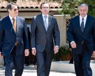Kıbrıs müzakerelerinde ikinci tur yarın