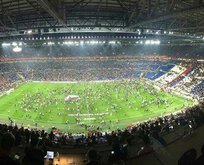 UEFA'dan Beşiktaş'a ağır ceza