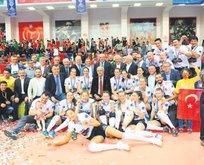 Bursa Büyükşehir BLD. Avrupa'nın Kraliçesi