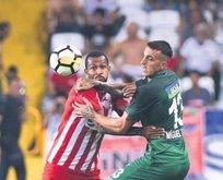 Antalyaspor&Akhisar puanları paylaştı
