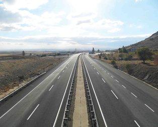 Bölünmüş yolda 2023 hedefi 36 bin 500 kilometre