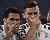 Juventus çeyrek finalde!
