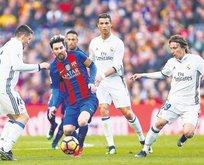 Barça'ya 90'da şok!