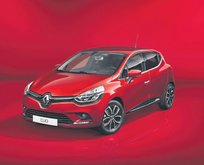 Krom destekli Renault Clio