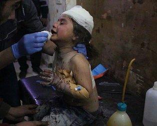 İdlibde hava saldırısı: 6 çocuk öldü