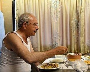 Göbeğini kaşıyan vatandaş Kemal