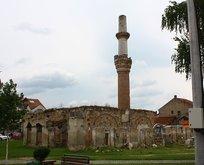 Pirlepenin Osmanlı camisi onarılmayı bekliyor