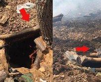 TSKdan Doçkalarla sızan PKKya ağır darbe