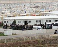 Suriyeli polisler ülkelerine gönderildi