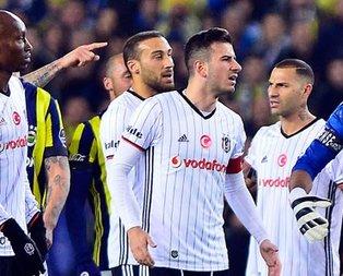 İşte Fenerbahçe ve Beşiktaşin muhtemel 11leri