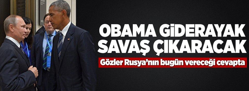 ABD ile Rusya arasındaki kriz büyüyor - SANAL BASIN