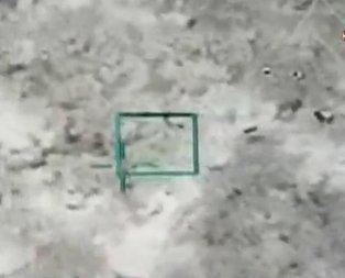 Bayraktar, teröristleri böyle yok etti!