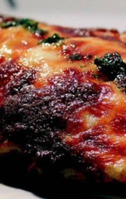 Deniz Mahsullü Patlıcan  Tarifi