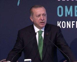 Erdoğandan Almanya yorumu
