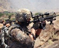 Suriyede 1 ABD askeri öldü
