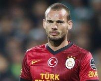 Wesley Sneijder'den Jorritsma isyanı!