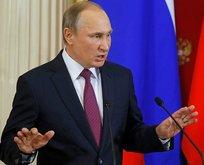 Putinden çok sert tepki!