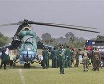 Nijerya ordusundan büyük skandal! 100den fazla ölü var!