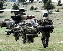 PKKnın inlerine girildi!
