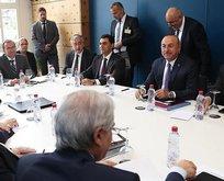 Kıbrıs Konferansı'nda taraflar çözüm önerilerini BM'ye sundu