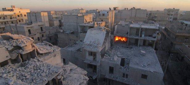 Halepte insanlık ölüyor!