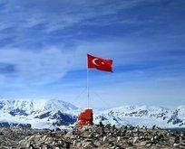 Antarktikaya üs için ilk ekip yola çıktı
