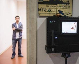 Türk mühendisleri duvar arkasını gösteren radar üretti