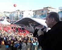 Erdoğandan yeni anayasa yorumu