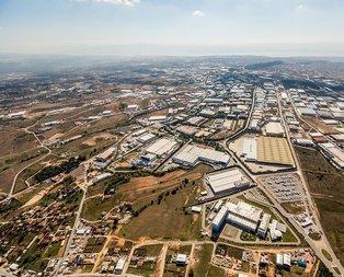 'Sanayi kenti'nde 60 bin kişiye iş