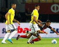 Fenerbahçe turu İstanbula bıraktı