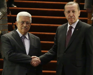 Filistin Devlet Başkanı Abbas Türkiyeye geliyor