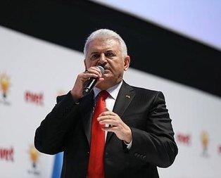 Başbakan: Mustafa Kemale de hayır dediler