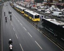 İstanbulda toplu ulaşım yüzde 50 indirimli