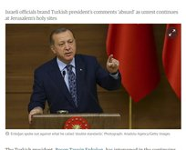 Erdoğanın sözleri İngiliz gazeteye battı