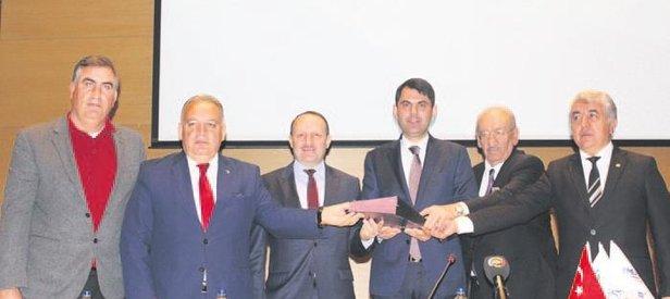 İzmir'e Emlak Konut imzası