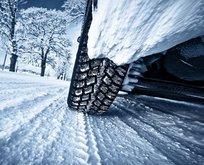 Sürücüler dikkat! Kış lastiğinde yeni uygulama